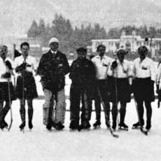 Hokejové družstvo Československa