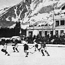 Zápas Československo - Švédsko