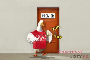 Česká republika kandiduje na pořadatelství olympiády