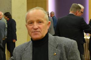 Pro kormidelníka Oldřicha Hejduška je sportovcem roku 2017 veslař Ondřej Synek