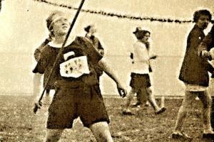 Kamila Olmerová – světová rekordmanka v hodu oštěpem
