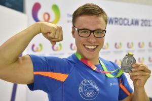 Český ploutvař Jakub Jarolím zářil na Světových hrách  neolympijských sportů