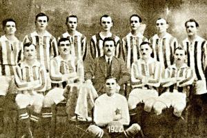 Slavný fotbalový klub SK Hnidousy