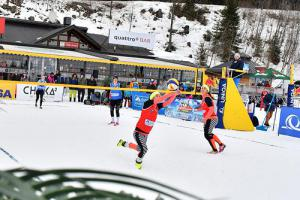 """První domácí mistrovství ve snow volejbale ovládly ve Špinlerově Mlýně """"královny ledu"""""""