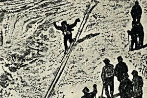 135 let skoků na lyžích