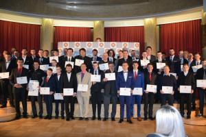Autoklub ČR vydal 90 dekretů reprezentantům motoristického sportu pro rok 2018