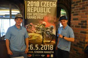 Plochodrážní svátek na pražském stadionu na Markétě  Grand Prix České republiky