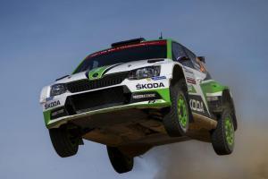 Tidemand/Andersson chtějí na Polské rally pokračovat ve vítězném tažení vozů ŠKODA