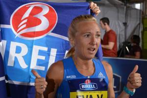Eva Vrabcová doběhla maratonskou trať v New Yorku sedmá v novém osobním rekordu
