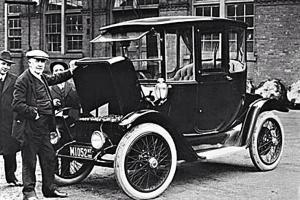Auto s elektrickým pohonem, vůbec nic nového