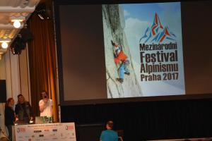 SportovníListy.cz na Mezinárodním festivalu alpinismu: den druhý 25. listopadu 2017