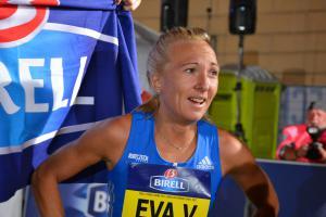 Členka RunCzech Racing týmu Eva Vrabcová-Nývltová 5.11.2017 poběží maraton v New Yorku