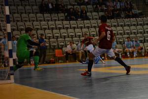 Futsalisté Sparty zvrátili výsledek pátého semifinálového duelu s Plzní a jsou ve finále