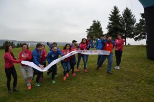 Ještědský půlmaraton KTRC po čase otevřel výhledy na okolí