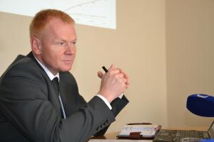 Les a zdravý sport k sobě prostě patří, říká generální ředitel Lesy ČR Daniel Szórád