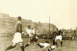 O fotbalu – názor z roku 1923