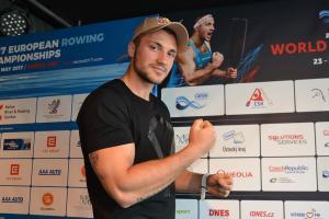 Martin Fuksa bude na mistrovství Evropy útočit na pátý titul z pětistovky v řadě