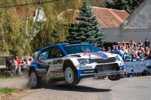 Rallye Český Krumlov startuje v pátek 18. května 2018 v centru města ze seznamu UNESCO