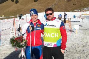 Sdruženář Ondřej Pažout se stal juniorským mistrem světa!