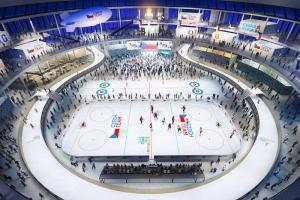 Olympijský park 2018 bude mít v Brně premiéru v pavilonu Z