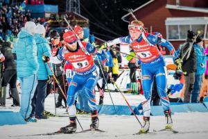 Biatlonisté zahájili olympijskou sezónu
