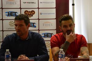 Jak je důležité míti ve fotbalovém prvoligovém týmu  Dukly Praha Filipa, brankáře Filipa Radu
