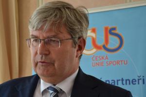 Předseda ČUS Jansta po VV ČUS, kde byl za ČOV Kejval, ocenil otevřené a kritické jednání
