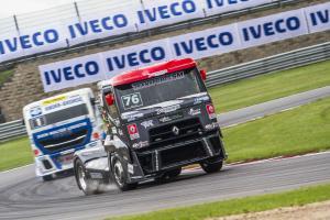 Zářijový prestižní závod Czech Truck Prix získal záštitu ministryně Kláry Dostálové