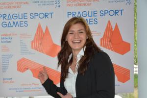 Adéla Hanzlíčková získala na mistrovství světa do 23 let bronzovou medaili