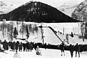 Myšlenka vzniku zimních olympijských her