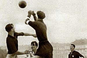 Začátky fotbalu v Plzni