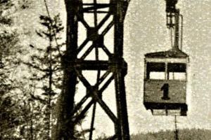 Lanovka na Černou horu