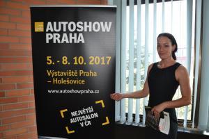 Jubilejní 20. ročník Autoshow Praha 2017 je letošním nejlépe obsazeným autosalonem v ČR