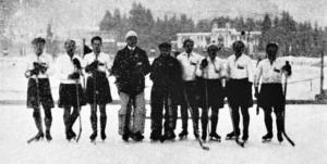 V roce 1924 na prvních ZOH prohráli naši hokejisté s Kanadou 30:0