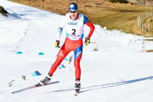 Bronzová tečka sdruženáře Jana Vytrvala za světovým šampionátem juniorů