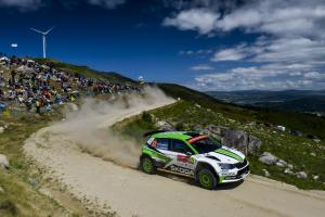 Na Rally Hustopeče se Kopecký / Dresler utkají s posádkou WRC2 Tidemand / Andersson