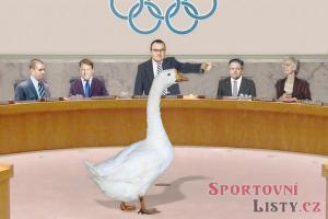 Mezinárodní olympijský výbor hrozí Česku arbitráží