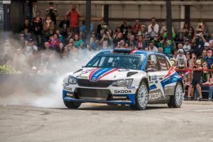 Posádka Kopecký / Dresler vyhrála Rallye Bohemia a získala šestý český titul
