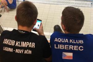 Z Evropského poháru juniorů vezou ploutvoví plavci 15 medailí