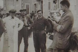 Při Tour de France byl  před devadesáti lety  v roce 1927 mezi novináři Ondřej Sekora