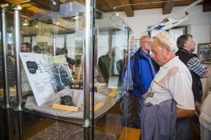Krkonošské muzeum představuje historii létání  ve Vrchlabí